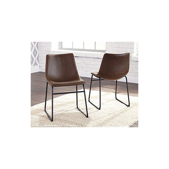 Signature Design by Ashley® Collins Side Chair - Set of 2