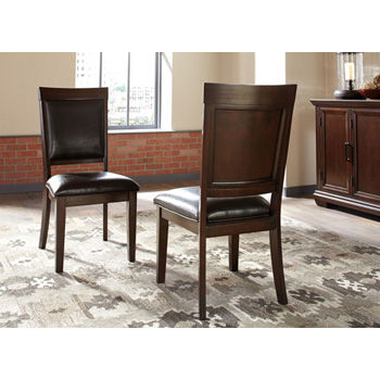 Signature Design by Ashley® Set of 2 Sadyn Upholstered Dining Side Chairs