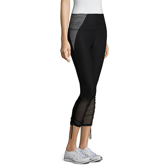 Xersion High Rise Ruched Leggings