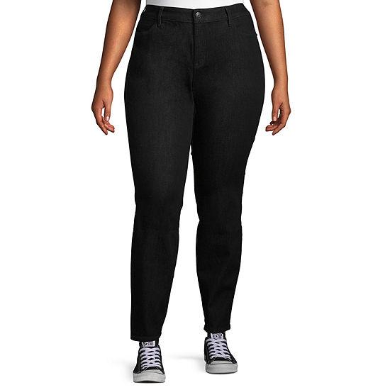 Boutique + Skinny Jeans - Plus