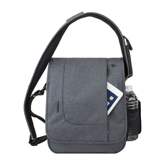 f24a296b1 Travelon Anti-Theft Messenger Bag - JCPenney