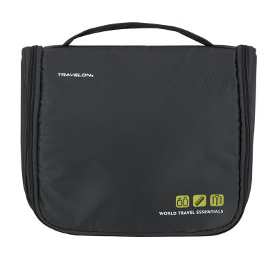 Travelon World Travel Essentials Toiletry Bag