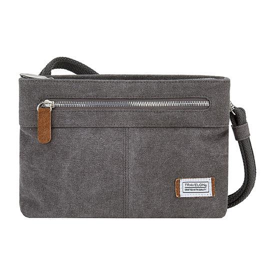 Travelon Heritage Collection Messenger Bag
