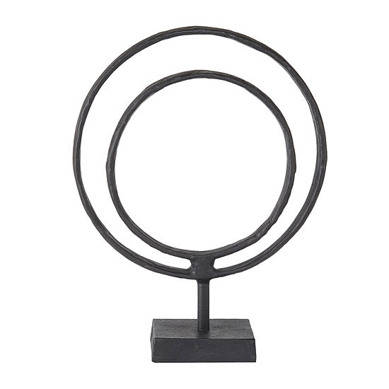 Madison Park Mara Ring Object Tabletop Decor