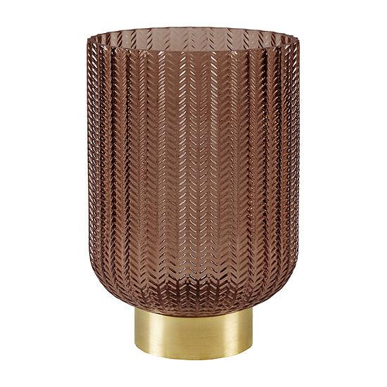 Madison Park Serene Textured Vase