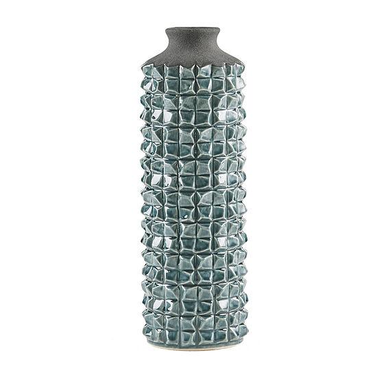 Madison Park Palomino Textured Vase