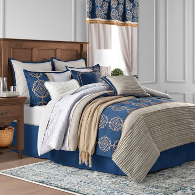 Embry 10-pc. Comforter Set & Accessories