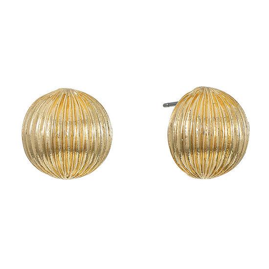 Monet Jewelry 13.5mm Stud Earrings