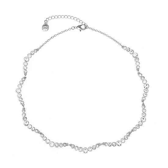 Monet Jewelry 16 Inch Cable Collar Necklace