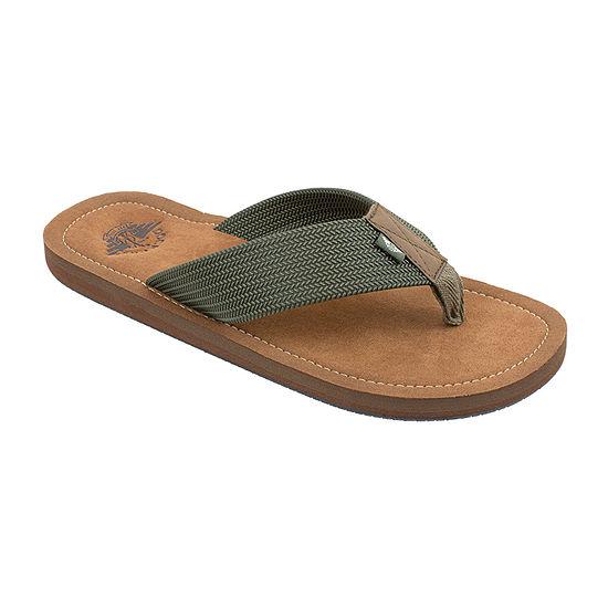 Dockers® Webbed Strap Flip Flops