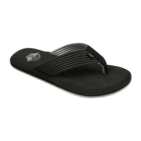 Dockers® Perforated Footbed Flip Flops