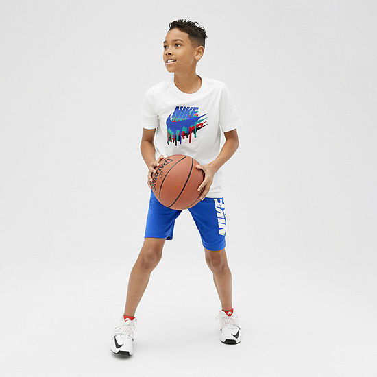 Boys Nike Tee and Shorts