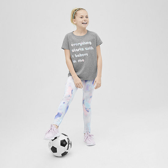 Xersion- I Believe In Me Tee & Legging