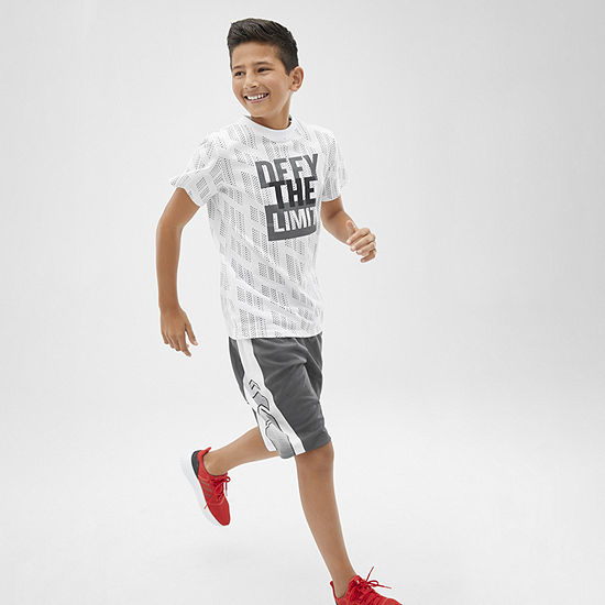 Boys Xersion Tee and Shorts