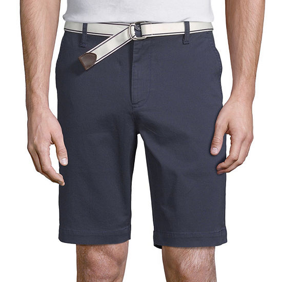 U.S. Polo Assn. Mens Stretch Chino Short