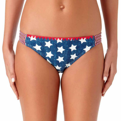Arizona Star Hipster Swimsuit Bottom-Juniors
