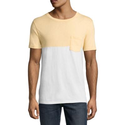 Arizona Colorblock Crew Neck T-Shirt