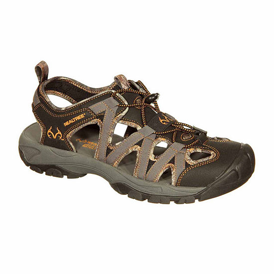 84fd4f214fb Realtree Baracuda Mens River Sandals - JCPenney