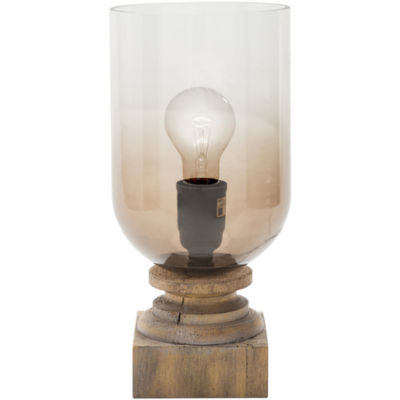 D??cor 140 Carrick 12.5x6x6 Indoor Table Lamp - Brown