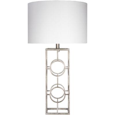 Decor 140 Corradino 28.5x15x15 Indoor Table Lamp - Silver
