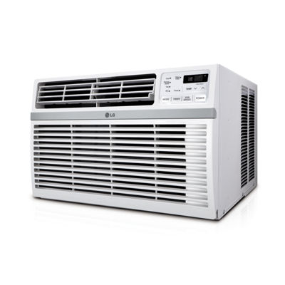 LG 8,000 BTU 115-Volt ENERGY STAR® Window Air Conditioner with Remote