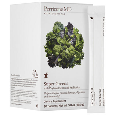 Perricone MD Super Greens Dietary Supplement