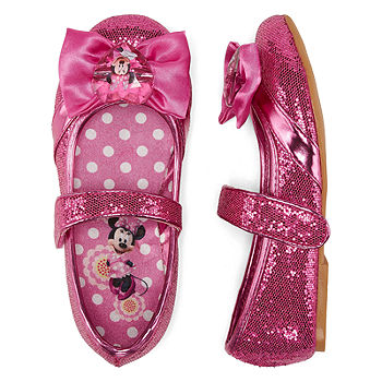 Disney Collection Minnie Mouse Costume Shoes Girls Color Pink Jcpenney