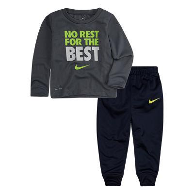 Nike 2-pack Pant Set Baby Boys