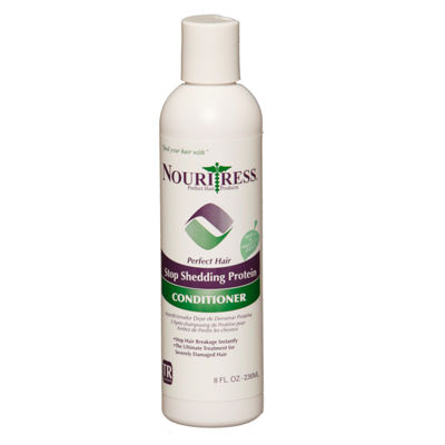 Nouritress Shedding Protein Conditioner - 8 oz.