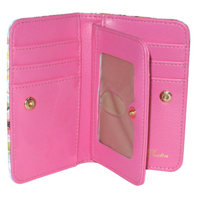 Buxton RFID Blocking Credit Card Holder