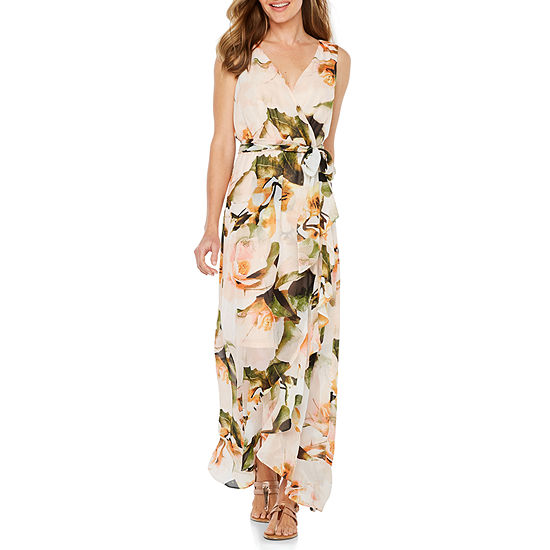 3c201c6129f1 Melrose Sleeveless Maxi Dress JCPenney