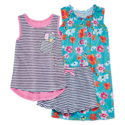 3-pc. Pajama Set Girls