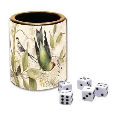 LANG Tropical Birds Dice Cup