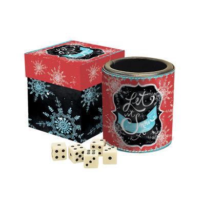 LANG Winter Magic Dice Cup