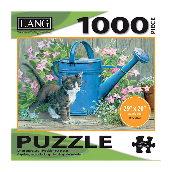LANG Gardners Assistant Puzzle - 1000 Pc