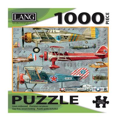 LANG Planes Puzzle - 1000 Pc