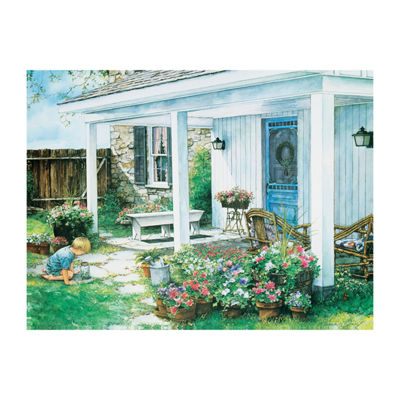 LANG A Potted Garden Puzzle - 500 Pc