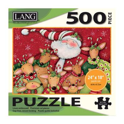 LANG Deer Friends Puzzle - 500 Pc