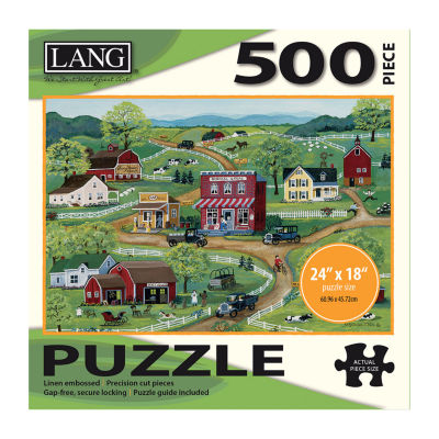 LANG General Store Puzzle - 500 Pc