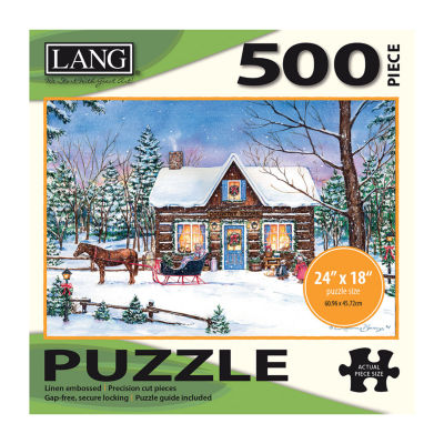 LANG Magical Evening Puzzle - 500 Pc