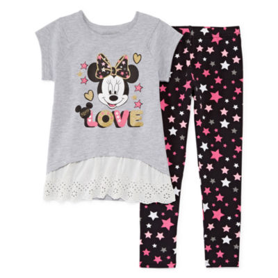 Disney 2-pack Legging Set-Preschool Girls
