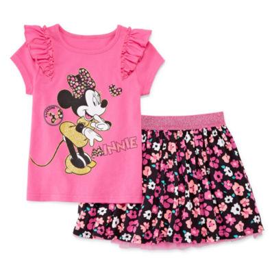 Disney 2-pc. Skirt Set Preschool Girls
