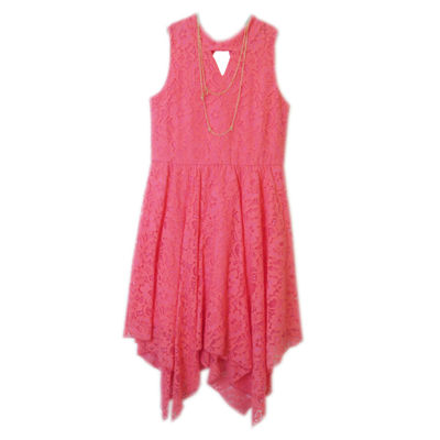 Lilt Sleeveless Skater Dress Girls