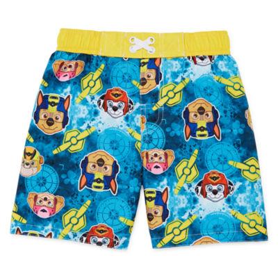 Paw Patrol Swim Trunks - Toddler Boys