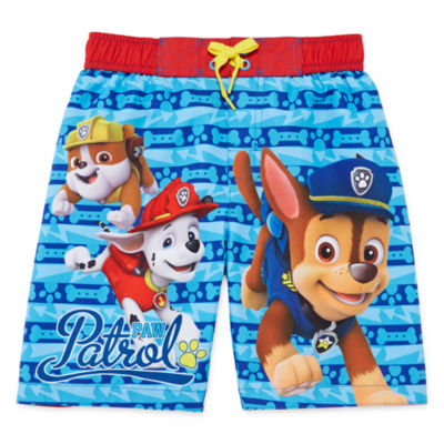 Paw Patrol Swim Trunk - Preschool Boys 4-7