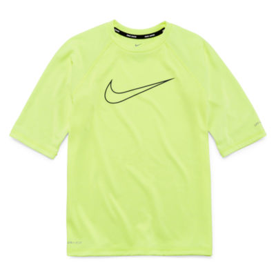 Nike Half Sleeve Rash Guard - Boys 8-20