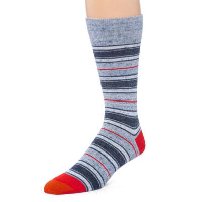 Gold Toe Novelty 1 Pair Crew Socks-Mens