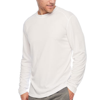 Helix Mountain Crew Neck Long Sleeve Thermal Shirt