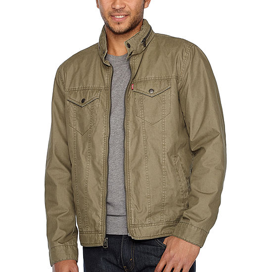 356dba23d Levi's® Cotton Military Jacket