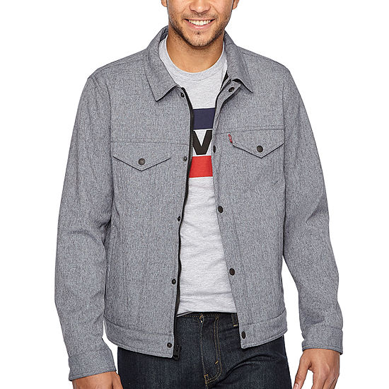 Levis Soft Shell Trucker Jacket